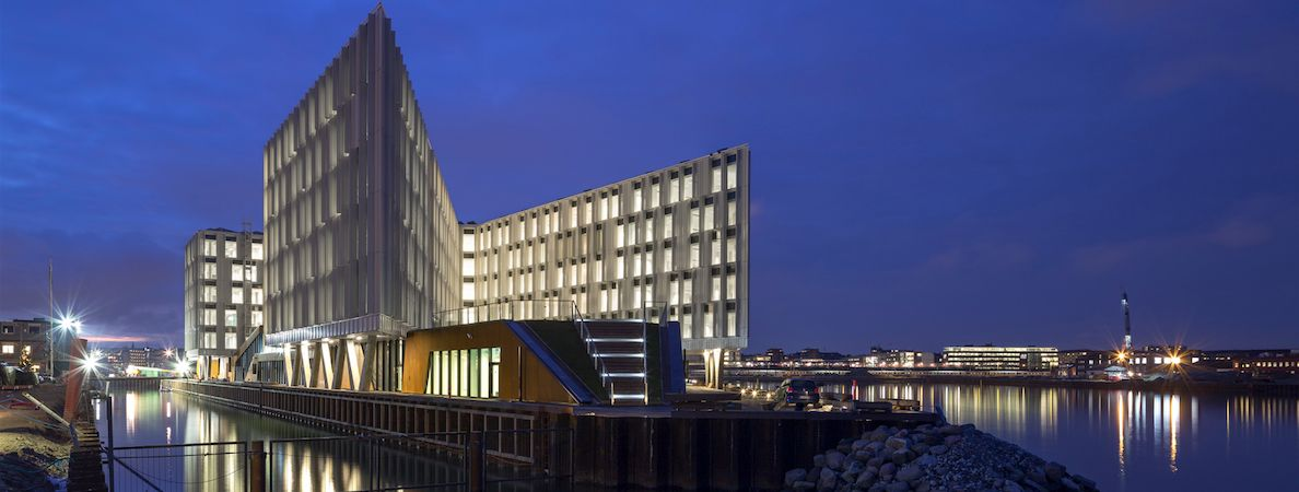 UN CITY 3 compressed - UN City à Copenhague : AsterX onusienne