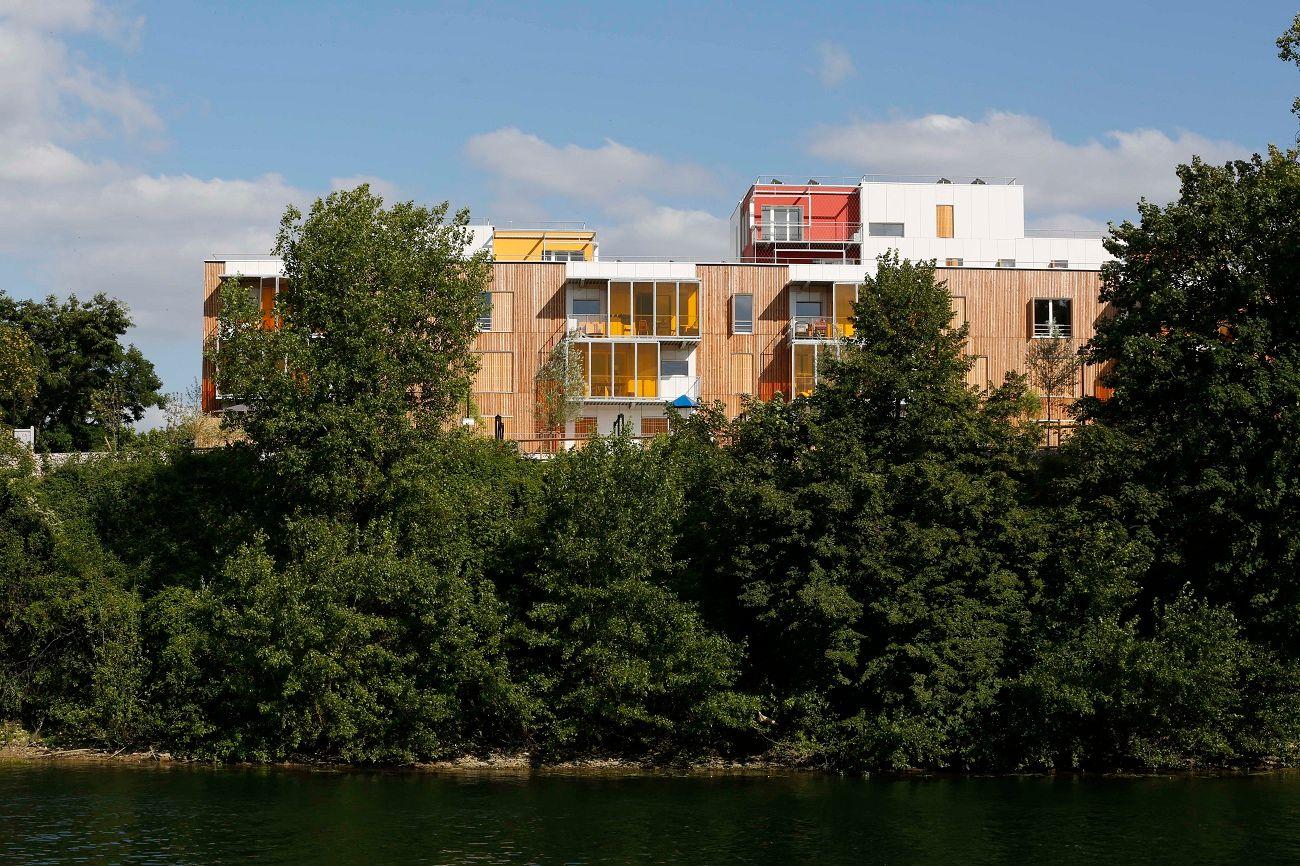B3A2541 compressed - Logements entre deux rives à l'Ile-Saint-Denis