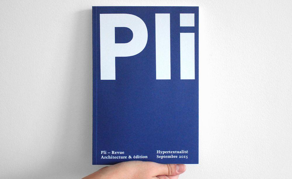cover Pli compressed - Pli se déplie