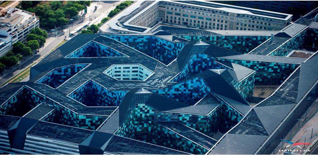 3 compressed - Inauguration de l'Hexagone Balard