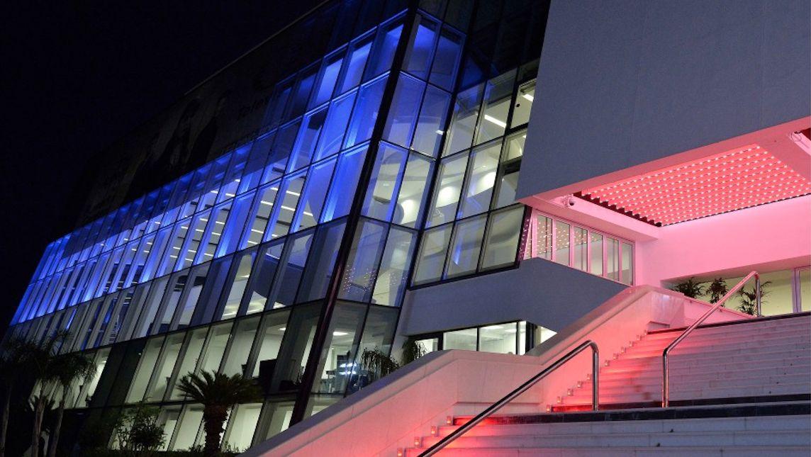 Cannes11 compressed - Archidev achève la rénovation du Palais des Festivals de Cannes
