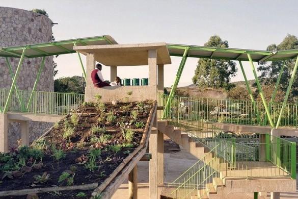 Vele Secondary School Vhembe District Limpopo Afrique du Sud 2005 @ ECA 2 585x390 - Global Award 3/6 : Agence de développement rural