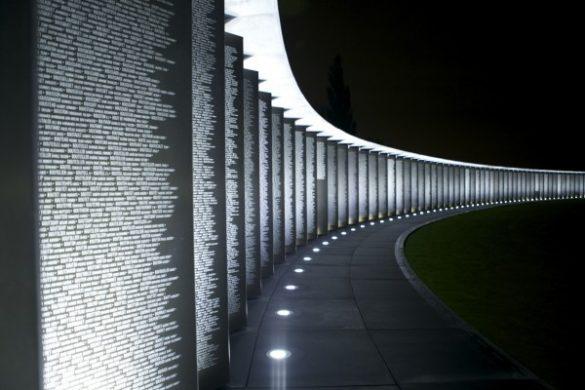 memorial ND lorette 600x400 585x390 - La Grande Veilleuse à Notre-Dame-de-Lorette