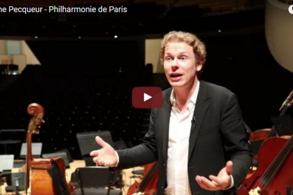 antoine pecqueur 585x390 - Antoine Pecqueur nous livre sa vision des espaces de la musique