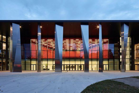 PMC Strasbourg 13 585x390 - Rénovation et extension du Palais de la Musique et des Congrès de Strasbourg