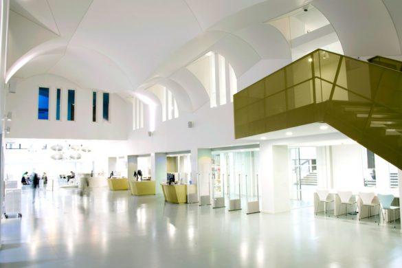 sarfati Assas Bibliotheque 585x390 - Alain Sarfati : d'une remise aux normes à un espace métaphorique