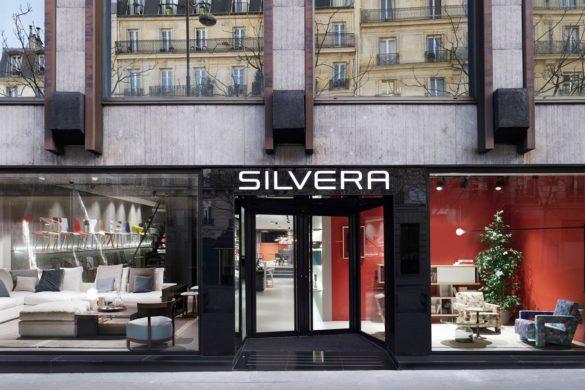 1 Silvera Fbg St Honore 585x390 - Un nouvel espace parisien pour Silvera
