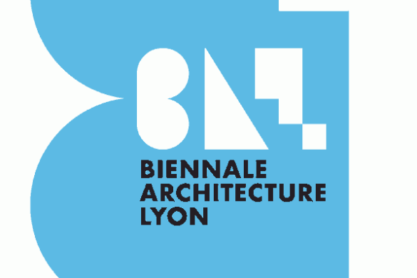 logo biennale lyon confluence 585x390 - Biennale d'architecture de Lyon : Processus et pratiques