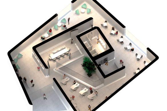 3 Seccionada 585x390 - Porcelanosa : Xe prix d'architecture et de décoration d'intérieur