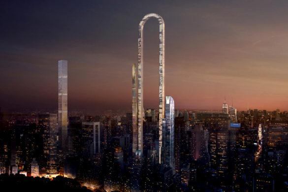 longest skyscraper 585x390 - Poules, pixels, Russie, Chine, dynamite : la revue de presse du 28 juin 2017