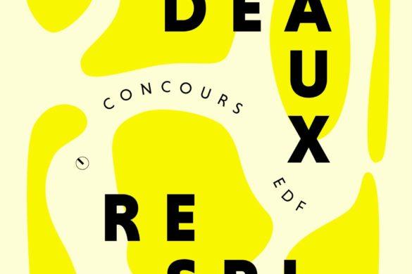EDF Bas carbone bordeaux respire affiche 585x390 - Bordeaux Respire : le Concours Bas Carbone EDF en débat