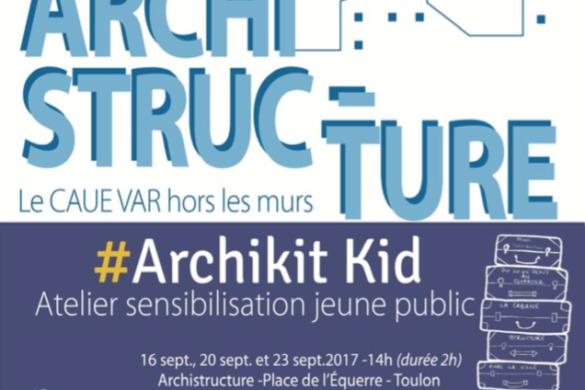 Capture d'écran 2017 08 23 à 14.34.11 585x390 - Archistructure : 10 jours d'animations architecturales organisés par le CAUE VAR