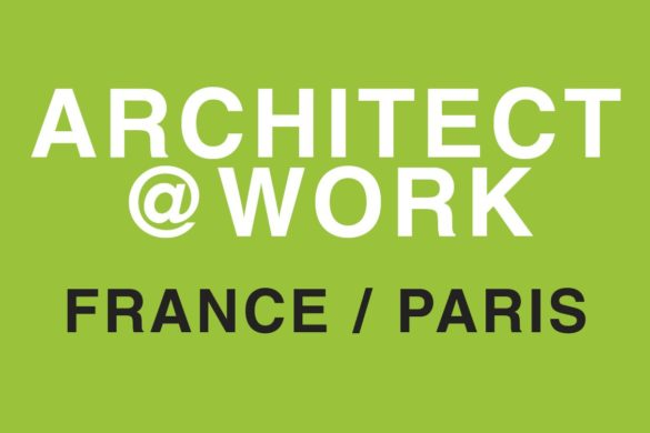 Architect at work logo 585x390 - Architect@Work : 10e édition
