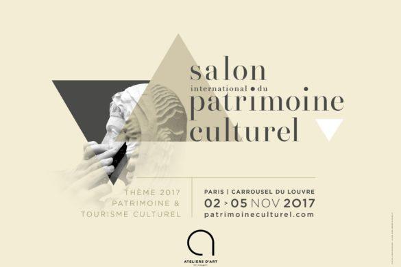 SIPC17 A4 paysage theme 585x390 - Le salon international du patrimoine culturel ouvre ses portes