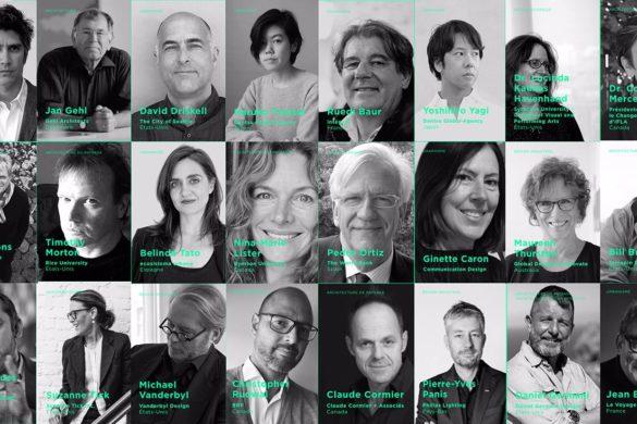 conferenciers sommet mondial design 585x390 - Le sommet mondial du design de Montréal: le congrès