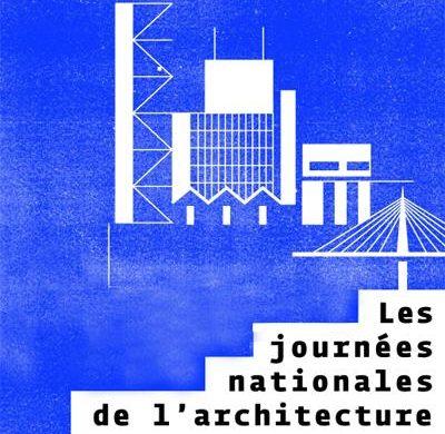 journees nationales de larchitecture 400x390 - Ballades et visites architecturales