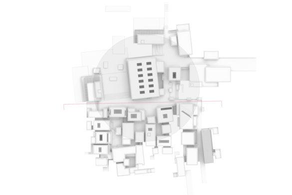 Louvre Abu Dhabi Key Plan A1 © Ateliers Jean Nouvel 585x390 - Les plans du Louvre Abou Dhabi par Jean Nouvel