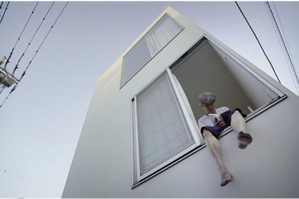 beka lemoine sanaa 585x390 - Bêka Lemoine explore l'architecture de SANAA : Moriyama-San en avant-première