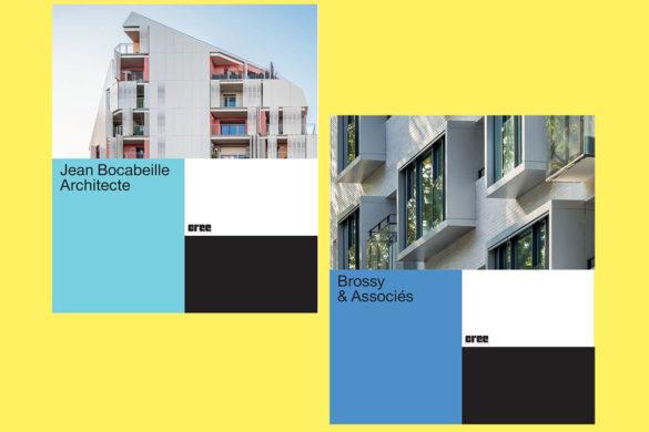 monographie architectes visages de larchitecture brossy bocabeille 585x390 - Les premiers «Visages de l'architecture» sont disponibles!