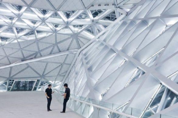 patrick schumacher 585x390 - L'architecture à l'âge de la production digitale