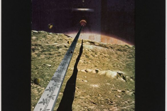 utopie radicali alessandro poli superstudio 585x390 - Utopie Radicali. Oltre l'architettura: Firenze 1966-1976
