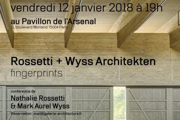 affiche Rossetti wyss 585x390 - Nathalie Rossetti et Mark Aurel Wyss : fingerprints