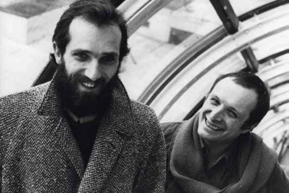 piano rogers 585x390 - Piano et Rogers : l'aventure de la construction du Centre Pompidou