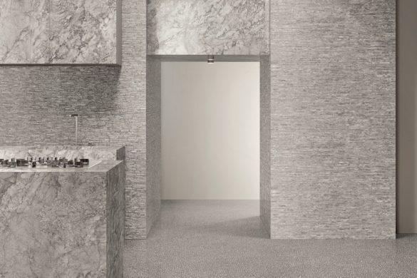 Tele di marmo breccia cucinacorretta 585x390 - Tele di marmo : la céramique imite le marbre
