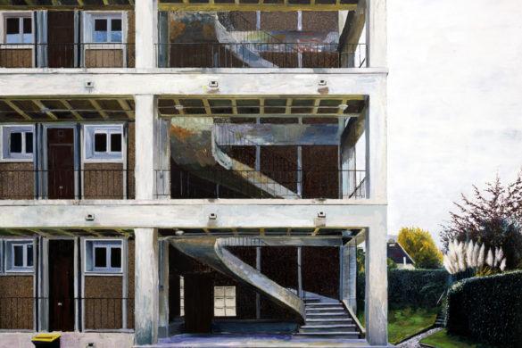 comme une histoire havre belorgey immeuble jenner 585x390 - Comme une histoire…Le Havre photographié