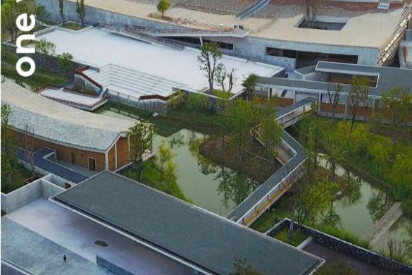 wang shu 585x390 - Wang Shu: One village and one museum