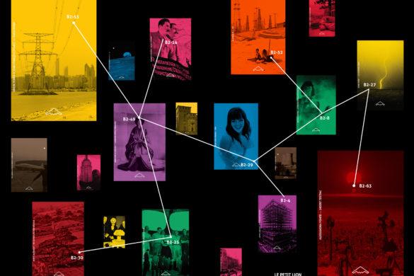 000 B2 catalogue 2018 CONSTELLATION LE PETIT LION HD 5  14nov17 copie 585x390 - Les Éditions B2, visite d'un cabinet de curiosité architectural de papier