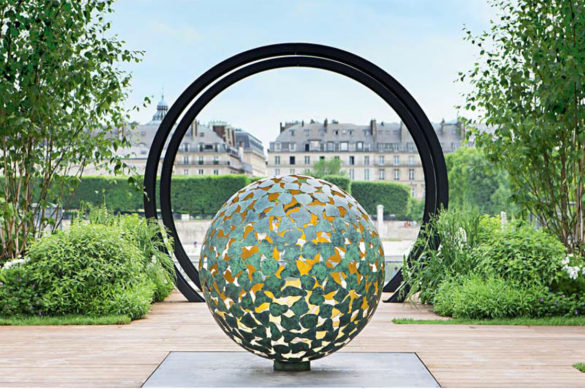 Bosquet innovations 585x390 - Jardins jardin aux Tuileries : le bosquet des innovations