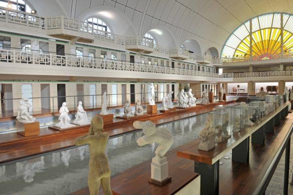 musée la piscine de roubaix culture exposition statues
