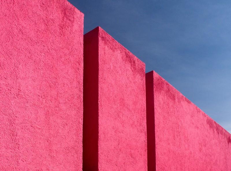 architecture luis barragan mexique ranch cuadra san crisobal photos  sarunas burdulis   3 - LuisBarragán, l'architecte coloriste mexicain