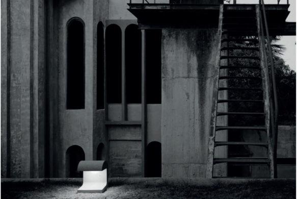 casting concrete flos 585x390 - Eclairage urbain : Camouflage et Casting concrete chez Flos