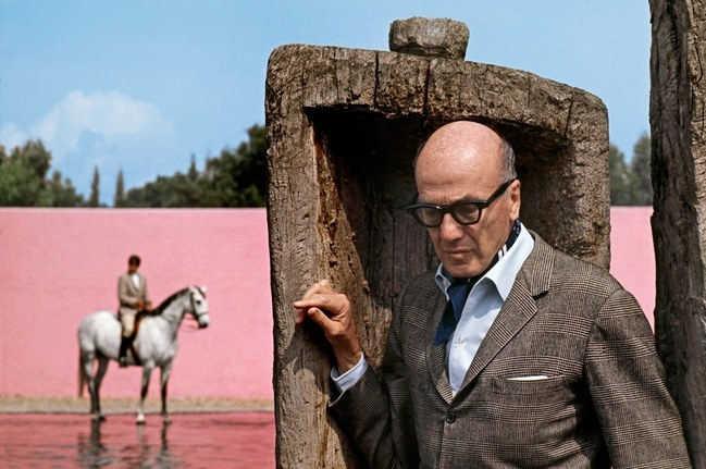 luis barragan mexique architecte mexicain moderne coloriste - LuisBarragán, l'architecte coloriste mexicain