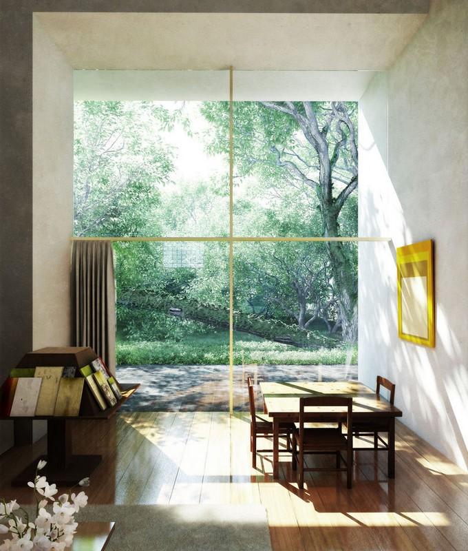 maison atelier luis barragan mexique architecture rose 2 - LuisBarragán, l'architecte coloriste mexicain