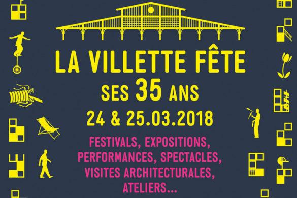 333181 les 35 ans de la villette festivals expos spectacles performances 585x390 - La Villette célèbre son 35e anniversaire !