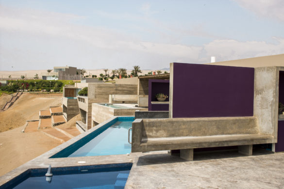 IMG 4994 585x390 - Trois maisons au Pérou, par Barclay & Crousse architectes