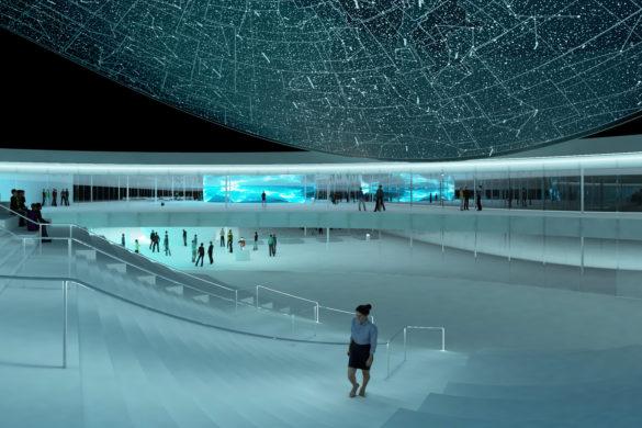 """1 © SMAR Architecture Studio 585x390 - SMAR Architecture Studio lauréat du concours de design """"Science Island"""""""