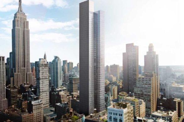 3 West 29th Street BIG 777x555 585x390 - BIG présente son nouveau gratte-ciel