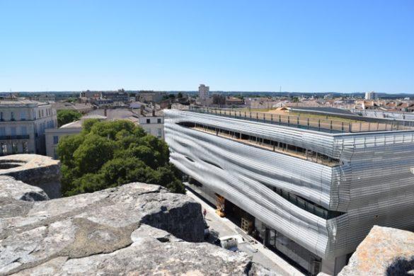 20060467 23700221 585x390 - Le Musée de la Romanité imaginé par Elizabeth de Portzamparc prêt à ouvrir ses portes !