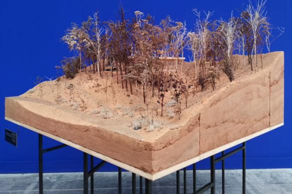 Capture d'écran 2018 05 29 à 07.46.48 585x390 - Peter Zumthor présente un atelier de maquettes à la Biennale de Venise