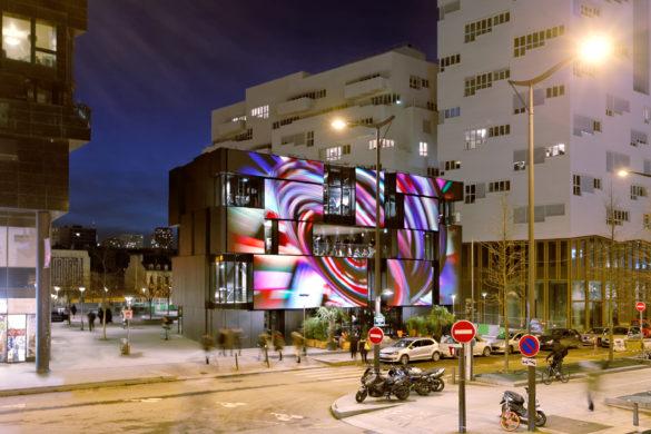 Guinguette EP7 RANDJA ∏ David Boureau 2776 585x390 - EP7 : une guinguette numérique en plein Paris conçue par l'agence RANDJA