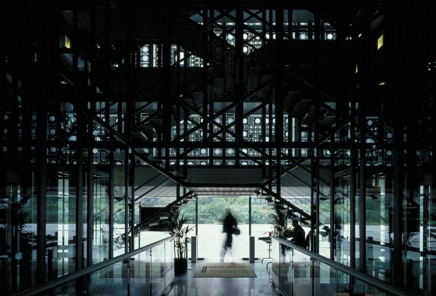 jean nouvel institut du monde arabe - Jean Nouvel: L'architecture, c'est dehors et dedans