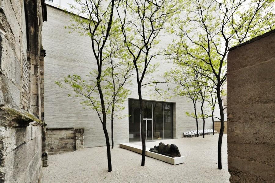 peter zumthor kolumba museum musee koln cologne inside - Petez Zumthor : pour une architecture sensible !