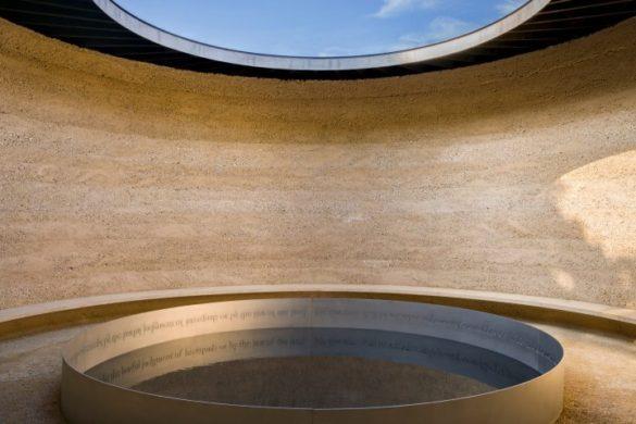1 585x390 - Un sanctuaire des droits de l'homme, la Magna Carta révisitée par Mark Wallinger et Studio Octopi