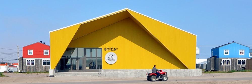 43238 preview low 3256 1 43238 sc v2com - La tradition inuite mise à l'honneur avec le nouveau centre culturel de Nunavik