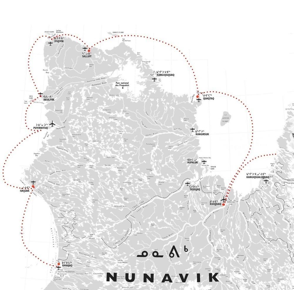 43841 preview low 3256 1 43841 sc v2com - La tradition inuite mise à l'honneur avec le nouveau centre culturel de Nunavik