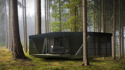 The Space - IO Houses : The Space, un habitat pour ceux qui aiment la nature et la technologie